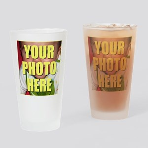 Custom Photo Pint Glass